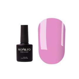 База Komilfo Color Base Candy Pink розово-фиолетовая полупрозрачная 8 мл