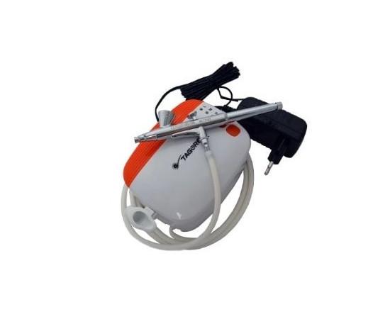 Аэрограф с мини компрессором TG235/BD135-6 сопло 0,2 мм